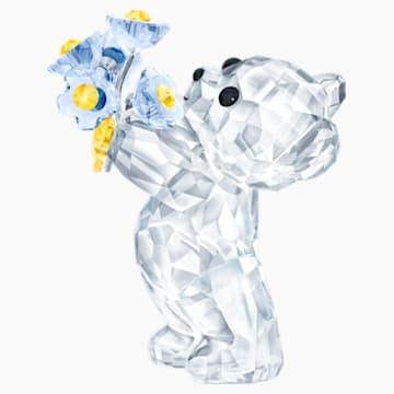 Медведь Kris «Незабудка» - Swarovski, 5427993