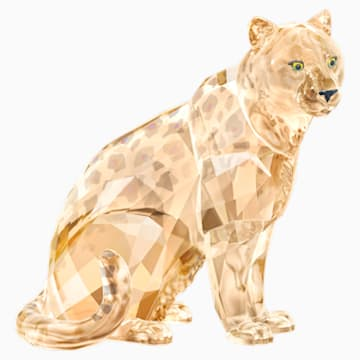 Edición Anual 2019 SCS Leopardo del Amur Sofia - Swarovski, 5428541