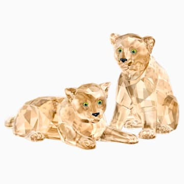 SCS Amur Leopardenbabys - Swarovski, 5428542