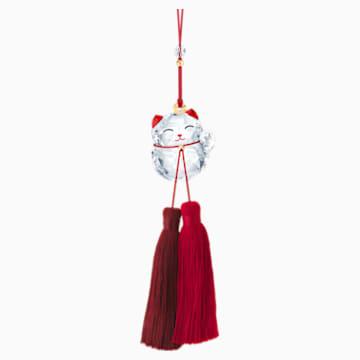 Ornament Pisica norocoasă - Swarovski, 5428642