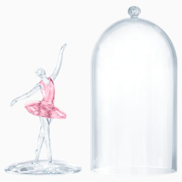 Bailarina en campana de cristal - Swarovski, 5428649
