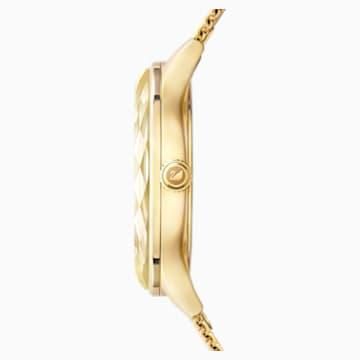 Octea Nova karóra, milánói karkötő, arany árnyalatú PVD - Swarovski, 5430417