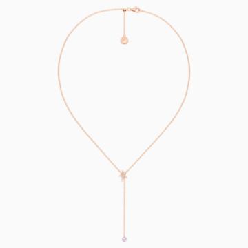 Wishful Star Necklace - Swarovski, 5436222