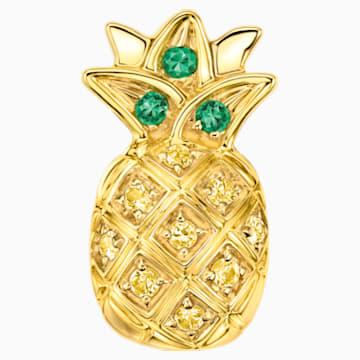 Just Myself Pineapple Earring - Swarovski, 5436250