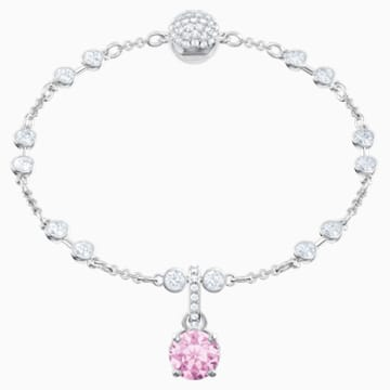 Swarovski Remix Collection Charm, 六月, 紫罗兰, 镀铑 - Swarovski, 5437324