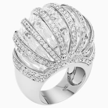 Duchesse Ring, 925 Silver, Size 55 - Swarovski, 5438525