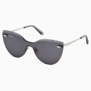Occhiali da sole Moselle Mask, SK160-P 16A, grigio - Swarovski, 5443913
