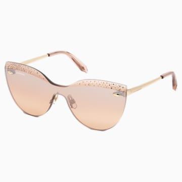 Occhiali da sole Moselle Mask, rosa - Swarovski, 5443920