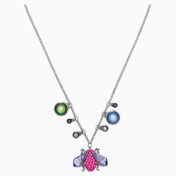 Magnetized 項鏈, 多色設計 - Swarovski, 5446397