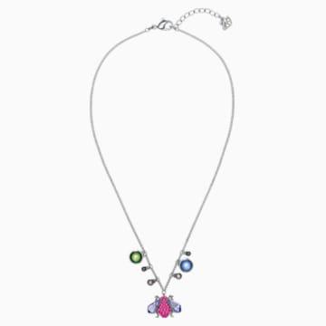 Magnetized Halskette, mehrfarbig - Swarovski, 5446397