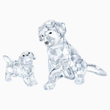 Famille Labrador Set en ligne - Swarovski, 5448238