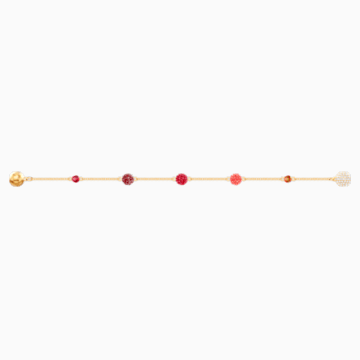 Swarovski Remix Collection Pop Strand, 彩色设计, 镀金色调 - Swarovski, 5451315