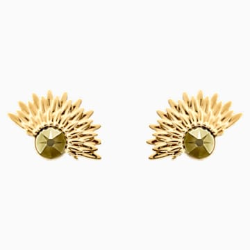 Nemesia Ohrring Jackets, mehrfarbig, Vergoldet - Swarovski, 5451400