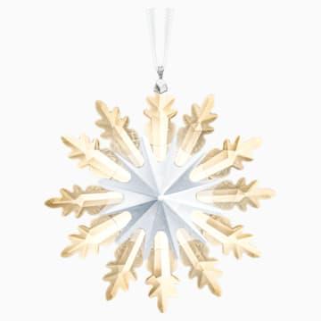 Decorazione Stella d'Inverno - Swarovski, 5464857
