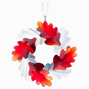 Ornament Coroană, frunze - Swarovski, 5464866