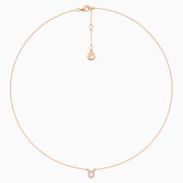 Zodiac 项链, 金牛座 - Swarovski, 5468507