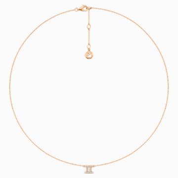Zodiac 项链, 双子座 - Swarovski, 5468508