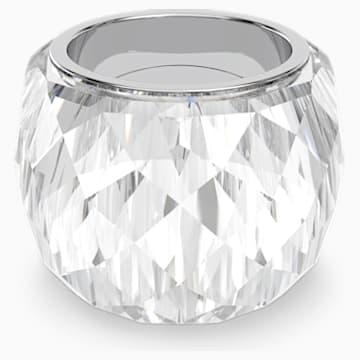 Swarovski Nirvana Yüzük, Gümüş Rengi, Paslanmaz çelik - Swarovski, 5474363