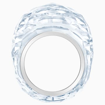 Swarovski Nirvana Ring, silberfarben, Edelstahl - Swarovski, 5474364