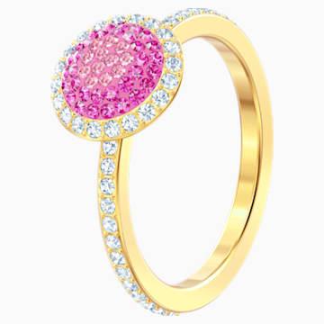 No Regrets Ring, Multi-colored, Gold-tone plated - Swarovski, 5474419