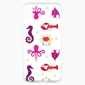 Sea Life 智能手機防震保護套殼, iPhone® XR, 透明色 - Swarovski, 5474749