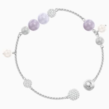 Swarovski Remix Collection Pearl Strand, Multi-coloured, Rhodium plated - Swarovski, 5479020