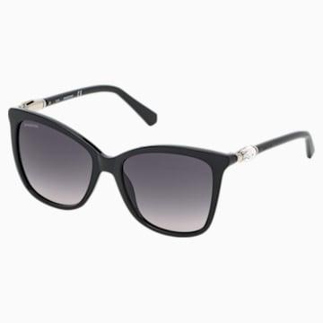 Swarovski-zonnebril, SK0227-01B, Zwart - Swarovski, 5483810
