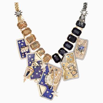 Collier Chromancy, multicolore, Finition mix de métal - Swarovski, 5486027