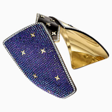 Chromancy Cuff, Multi-coloured, Mixed metal finish - Swarovski, 5489074