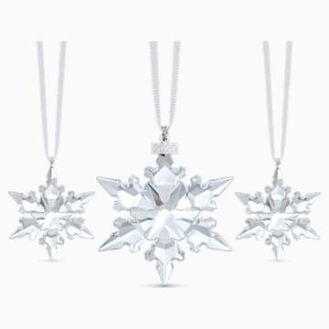 Ornament Set, Jahresausgabe 2020 - Swarovski, 5489234