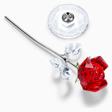 Flower Dreams - Red Rose, large - Swarovski, 5490756