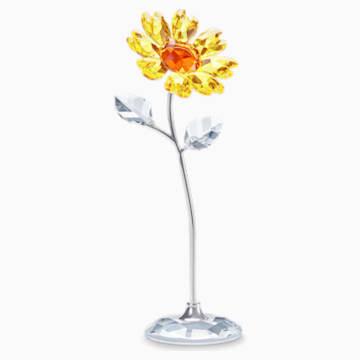 Rêves Fleuris – Tournesol, grand modèle - Swarovski, 5490757