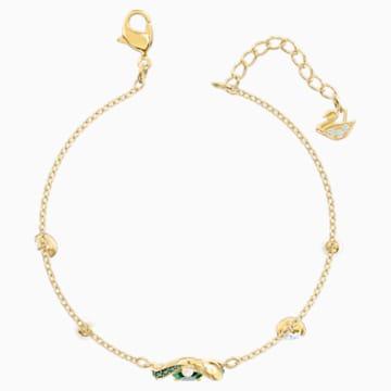 Bracelet Black Baroque, multicolore, Métal doré - Swarovski, 5490981