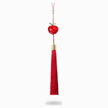 Roter Apfel Ornament - Swarovski, 5491975