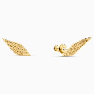Fit Wonder Woman Серьги, Оттенок золота Кристалл, Покрытие оттенка золота - Swarovski, 5492148