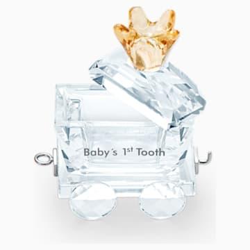 Bebeğin İlk Diş Vagonu - Swarovski, 5492218