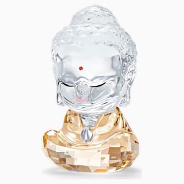 可爱造型的佛陀 - Swarovski, 5492232