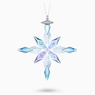 Украшение «Снежинка» из коллекции «Холодное сердце 2» - Swarovski, 5492737