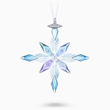 Decorazione Fiocco di Neve Frozen 2: Il Segreto di Arendelle - Swarovski, 5492737