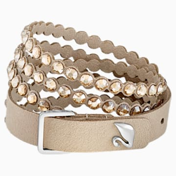 Swarovski Power Collection Bracelet, Beige - Swarovski, 5494230