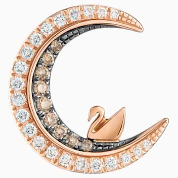 星愿之翼18K玫瑰金紫晶钻石手链 - Swarovski, 5538164