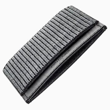Nálepka na chytrý telefon – kapsička, Swarovski, černá - Swarovski, 5498747