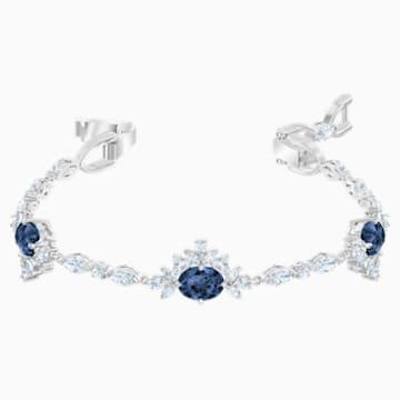 Palace Armband, weiss, Rhodiniert - Swarovski, 5498828