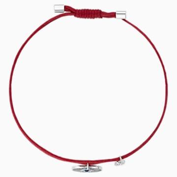Braccialetto Unisex Hamsa Hand, multicolore, acciaio inossidabile - Swarovski, 5504682