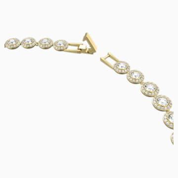 Angelic Колье, Белый Кристалл, Покрытие оттенка золота - Swarovski, 5505468