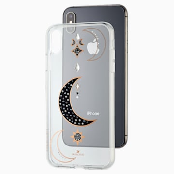 DUO Smartphone Case, iPhone® XS Max, Transparent - Swarovski, 5506301