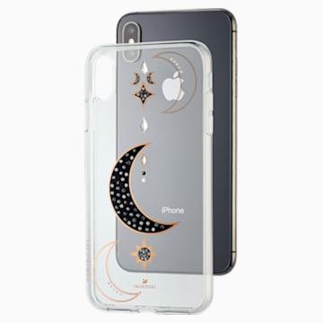 Funda para smartphone DUO, iPhone® XS Max, transparente - Swarovski, 5506301