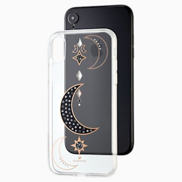 DUO Smartphone 套, iPhone® XR, 透明色 - Swarovski, 5506302