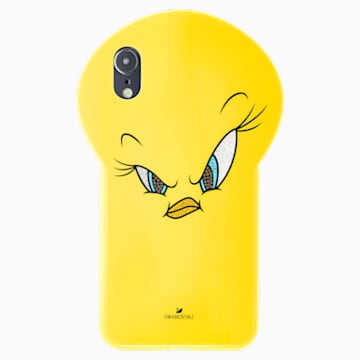 Looney Tunes Tweety Smartphone Schutzhülle, iPhone® XS Max, gelb - Swarovski, 5506304