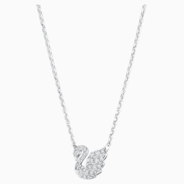 耀目天鹅18K金钻石项链 - Swarovski, 5506545